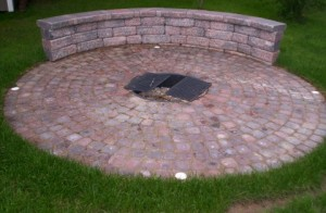 StoneFirePit 1